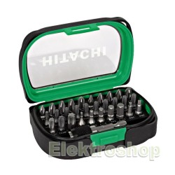 Bitsæt 31 dele  - Hitachi 60120778