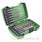 Hammerborsæt / mejselsæt 2 skær SDS-plus - Hitachi 60120815