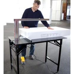 Skærebord til flamingoplader - ISOCUT ISO10010