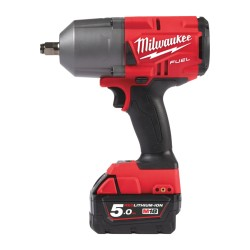"Milwaukee M18FHIWF12-502X slagnøgle 1/2"" 1356NM 18V 4933459696"