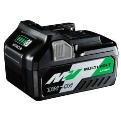 Hikoki / Hitachi batteri BSL36A18 MULTIVOLT 36V 2,5AH - 18V 5,0AH 60020905
