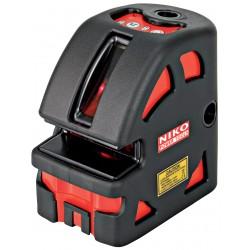 Krydslaser / 5-punkt laser med modtager - Niko 83020002