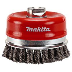 Makita kopstålbørste 100 mm P-04472