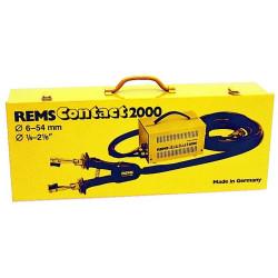 Loddeapparat til blødlodning Contact 2000 - Rems 164050