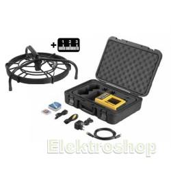 Inspektionskamera REMS CamSys Sæt S Color 30 H - Rems 175010