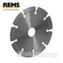 Diamantskive 125mm Universal LS H-P  - REMS 185022