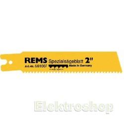 "Bajonetsavklinge Spezial 2""/140-2,5 - REMS 561007"