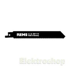 Bajonetsavklinge 150-2,5 - REMS 561110