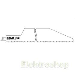 Bajonetsavklinge 300-10,2 (højt blad) - REMS 561125