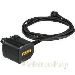 Strømforsyning Li-Ion 230 V - REMS 571565
