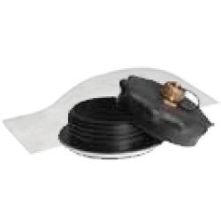 Finfilter med finfilterpose 70µm til gulvarme - Rems 115220