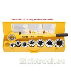 "Rems EVA sæt 16 - 32mm"" - 520010"
