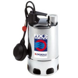 Dykpumpe kælder/ drænpumpe - Pedrollo RXM-2/20