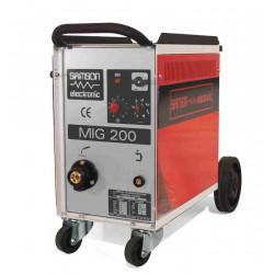 CO2 svejser MIG200 - Samson MIG200