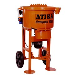 Atika tvangsblander compact 100L, 230V 109510