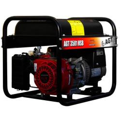 Generator AGT 3501 HSB R16 6,5 HK støjdæmpet - 151127