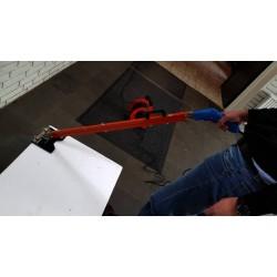 Forlænger til håndflamingoskærer på 90cm til Profix 250 Air, Profix / Isocut 250 og Profix 400 - 159720