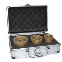 Diamant hulbor til vinkelsliber Ø 35, 50, 60 mm - 161605