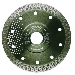 Diamantskive 125mm All round til fliser - CX10 160435