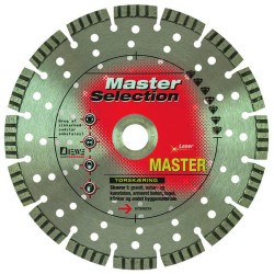 Diamantskive 450mm Selection Master - 160279-1