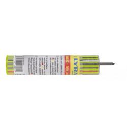 Lyra dispenser med 12 stk. grafit stifter i farver til dybhulspen - Lyra   222153