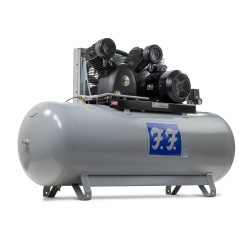 Reno FF industrikompressor stationær 400V 7,5 hk 970/500 IN970500-S4A
