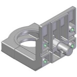 Rapid lås 60 mm - Cardi 390710