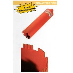 "Diamantbor 399x450 5/4"" segment til armeret beton - Diaflex FPC2064"
