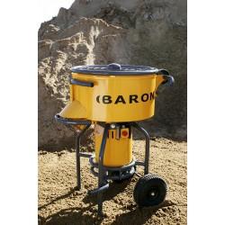 Tvangsblander 110 liter 1x240V 2,0kw - Baron M110
