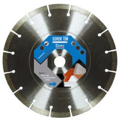 Diamantskive 125mm Segment 10W 160162