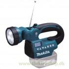 Arbejdsradio og lampe 18V - Makita BMR050