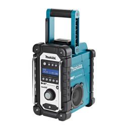 Arbejdsradio DAB+ akku 18V - Makita DMR110B