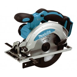 Rundsav 165mm Makita DSS610Z 18V tool only