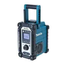 Arbejdsradio 18V akku m. bluetooth - Makita DMR108