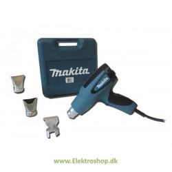 Varmluftpistol INCL. DYSER - Makita HG5012K