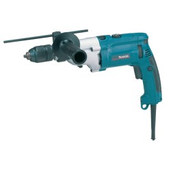 Slagboremaskine m. 2 gear 13MM - Makita HP2071FJ