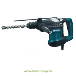 Bore-/mejselhammer SDS-plus 850W - Makita HR3210FCT