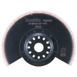 Segmentsavklinge Ø85 TMA023/ACZ85RT - Makita B-21490