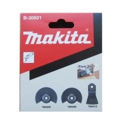 Gulvsæt m/3 dele til multicutter - Makita B-30601