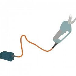 Kabel til Grensaks 4604DW - Makita 661978-8