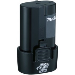 Batteri BL7010 7.2V 1,0Ah LI - Makita 194355-4
