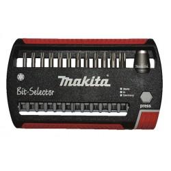 Bitsæt 13 dele - Makita P-72584