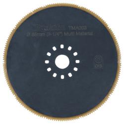 Segmentsavklinge AOI 85 EB multi materialer rund - Makita B-21294