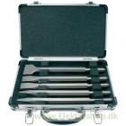 Mejselsæt SDS-plus i kuffert med 5 dele - Makita D-42379