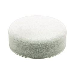 Polér velcro svamp hvid 150mm Ø 9565CLR / 9227CB / PV7000C - Makita P-21727