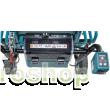 Trillebøre til batteri - Makita DCU180Z