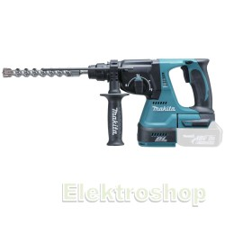Bore-/mejselhammer SDS+ 18V akku tool only - Makita DHR243Z