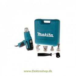 Varmluftpistol m. dysesæt - Makita HG651CK