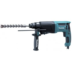 Bore-/mejselhammer SDS-plus 800W - Makita HR2630J