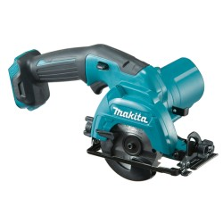 Rundsav 85mm 10,8V akku tool only - Makita HS301DZ